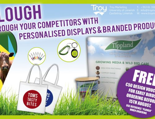 'Plough' through your competitors!